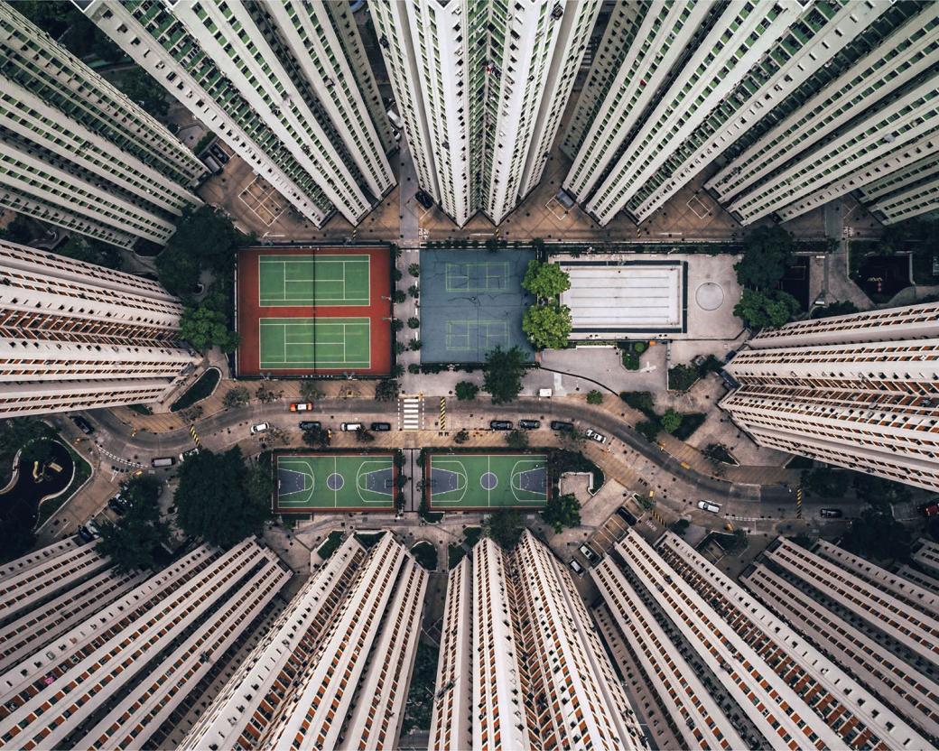 Thu trọn vẻ đẹp diễm lệ của cả thế giới này trong loạt ảnh chụp từ trên những tầng không