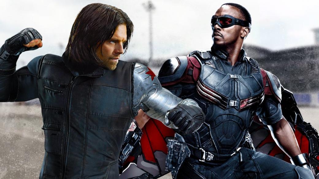Lý do vì sao Falcon lại được trao khiên Captain America mà không phải Bucky?