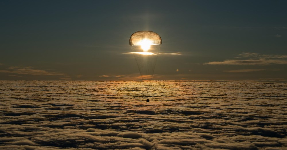 Ngành Khoa học vũ trụ thật lạ lẫm qua loạt ảnh chưa từng được công bố