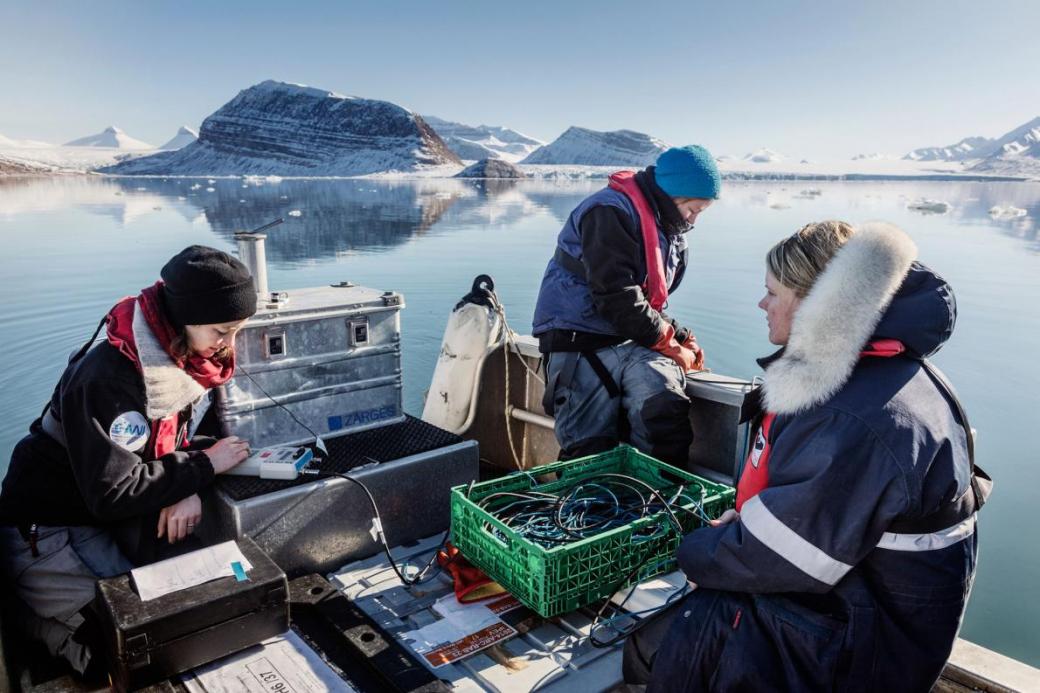 Bắc Cực không chỉ có gấu và tuyết, mà còn có phòng thí nghiệm khoa học cực xịn thế này