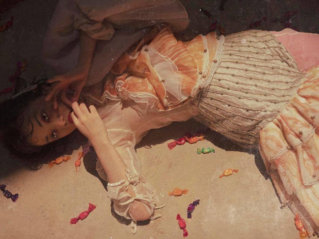Khi những con ma khét tiếng bước lên... sàn diễn thời trang