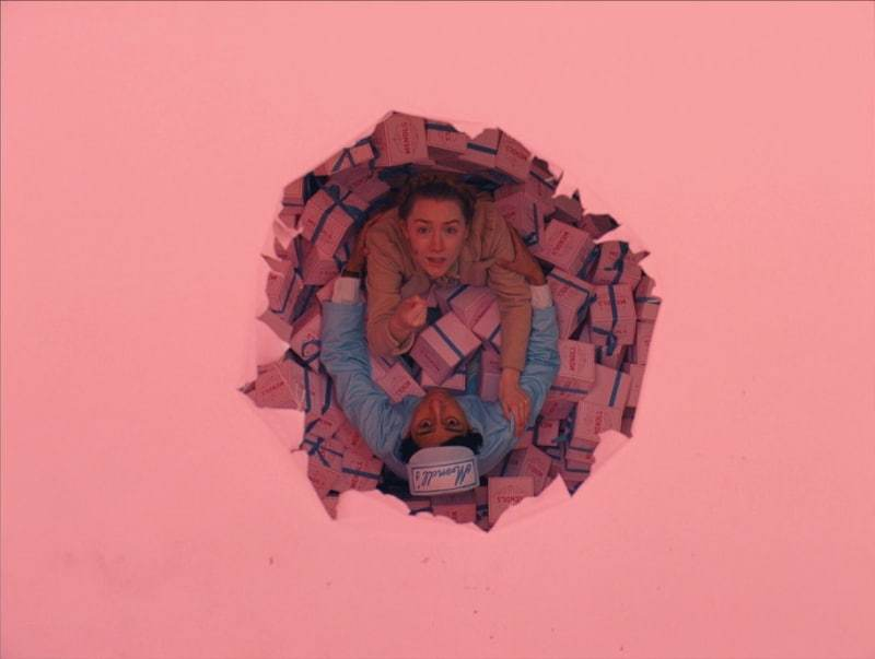 25 cảnh quay hoản hảo đại diện cho phong cách phim của Wes Anderson, đố bạn đoán ra