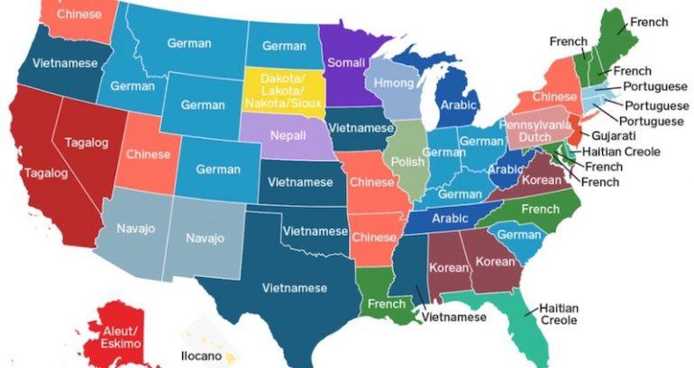 Tiếng Việt trở thành một trong những ngôn ngữ được sử dụng nhiều nhất ở Hoa Kỳ