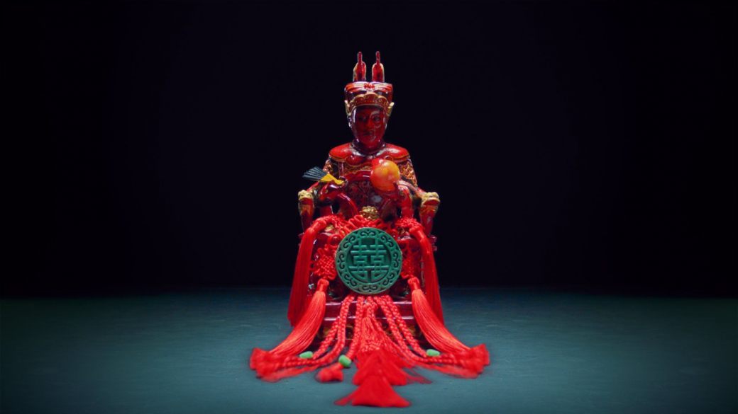 'Nụ Hôn Của Thố Thần': Bạn có biết Trung Hoa có một vị thần bảo hộ người đồng tính?
