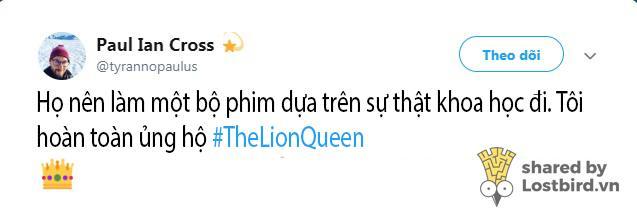 'Vua Sư Tử' có nên 'nữ quyền' hơn để tôn trọng tập tính tự nhiên của loài sư tử?