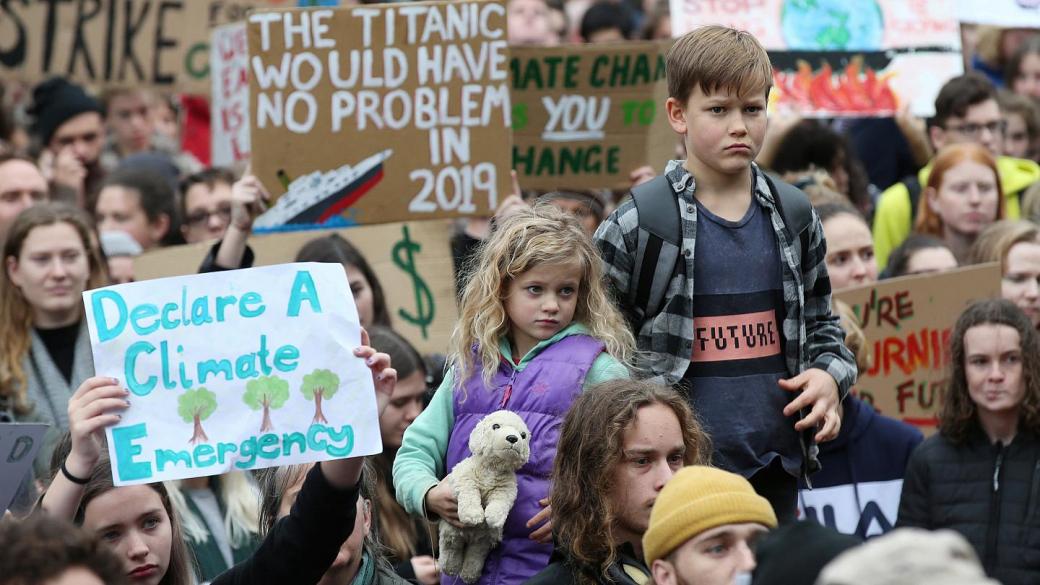 Các nhà khoa học khí hậu cho biết chúng ta chỉ còn 18 tháng để cứu thế giới