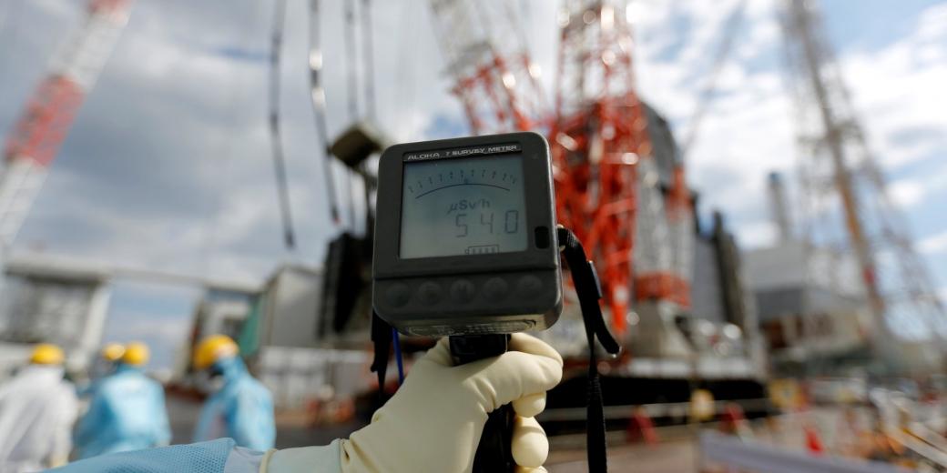 Nhật Bản có thể phải đổ nước thải phóng xạ từ nhà máy điện hạt nhân Fukushima vào Thái Bình Dương