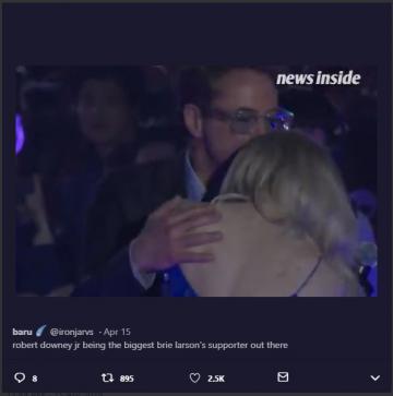 Thực hư tin đồn về quan hệ căng thẳng giữa 'Cap Marvel' Brie Larson và dàn sao Avengers?