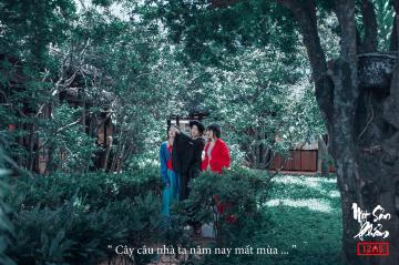 Bộ ảnh kỷ yếu lấy cảm hứng từ MV 'Tấm Cám' được đầu tư hoành tráng, đẹp hết phần người khác