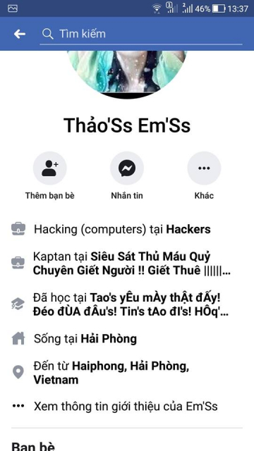 Dân mạng cùng khắc hoạ chân dung một 'trẩu tre chính hiệu' trên Facebook