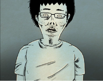 Naver Webtoon Strangers From Hell English