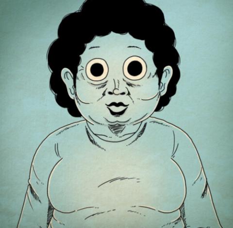 Mất ngủ với 'Strangers From Hell' - bộ webtoon kinh dị đang