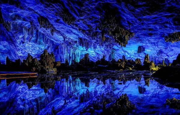 15 hang động ảo diệu trên thế giới mà có tiền cũng chưa chắc đi được