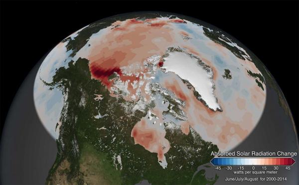 Thế giới quanh ta thay đổi từng ngày vì... biến đổi khí hậu