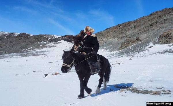 'Quay ngược' thời gian 200 năm, trải nghiệm 5 ngày di cư như người Mông Cổ