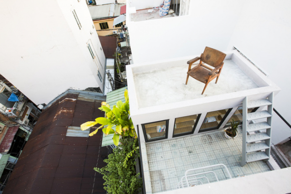 18 House - 'Tổ chim câu' yên bình trong lòng Sài Gòn rộn rã