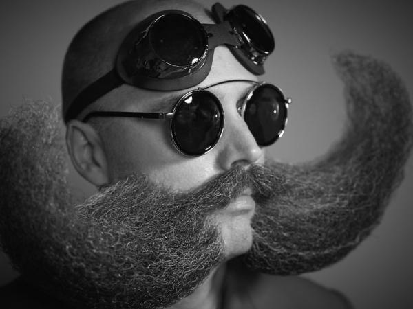 Những mốt râu 'độ' đỉnh nhất thế giới năm 2017 cho anh em học hỏi
