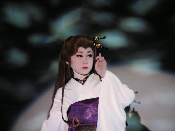 Taichi Saotome - Nghệ sĩ giả gái đẹp nhất Nhật Bản