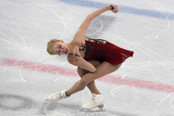 Những biểu cảm 'khó đỡ' trong môn trượt băng Thế vận hội mùa đông Pyeongchang 2018
