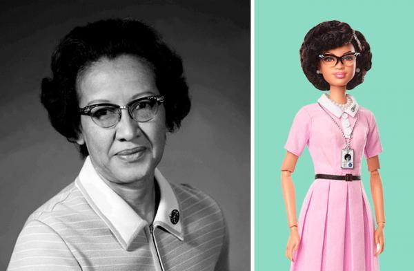 Chân dung 18 phụ nữ quyền lực được chọn làm hình mẫu cho dòng búp bê Barbie mới