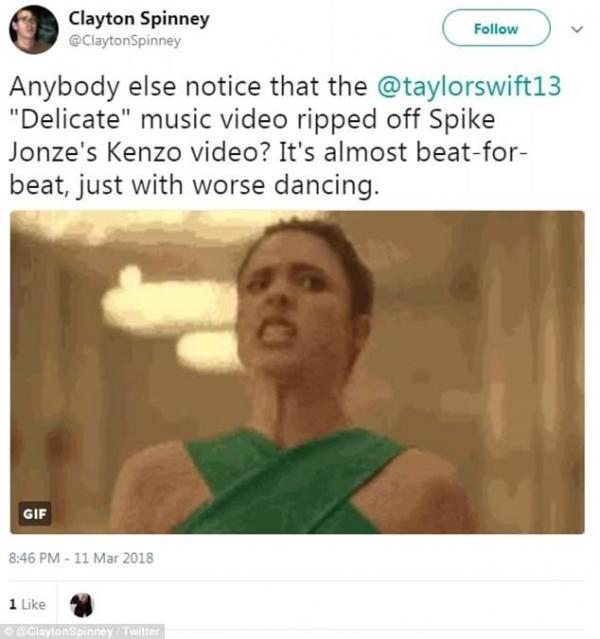 Taylor Swift ra mắt MV thứ hai cho 'Delicate' sau cáo buộc đạo nhái