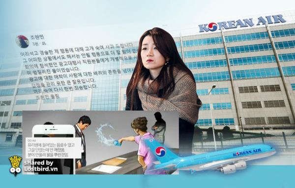 Sau hàng loạt bê bối, 'đại tiểu thư' Korean Air bị chồng đệ đơn ly hôn