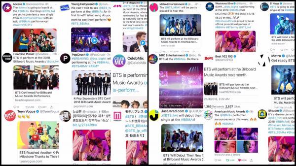 Tháng Năm rực rỡ: Câu chuyện từ đáy vực thẳm bước lên đỉnh cao của BTS