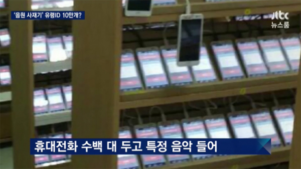 Có cả một công xưởng ở Trung Quốc chuyên gian lận doanh số BXH âm nhạc xứ Hàn