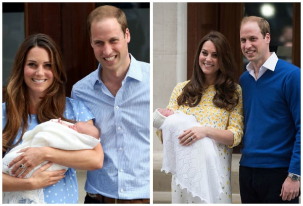 Hình Công nương Kate sau sinh quá phi thực, đây mới là thực tế của các 'mẹ bỉm sữa'