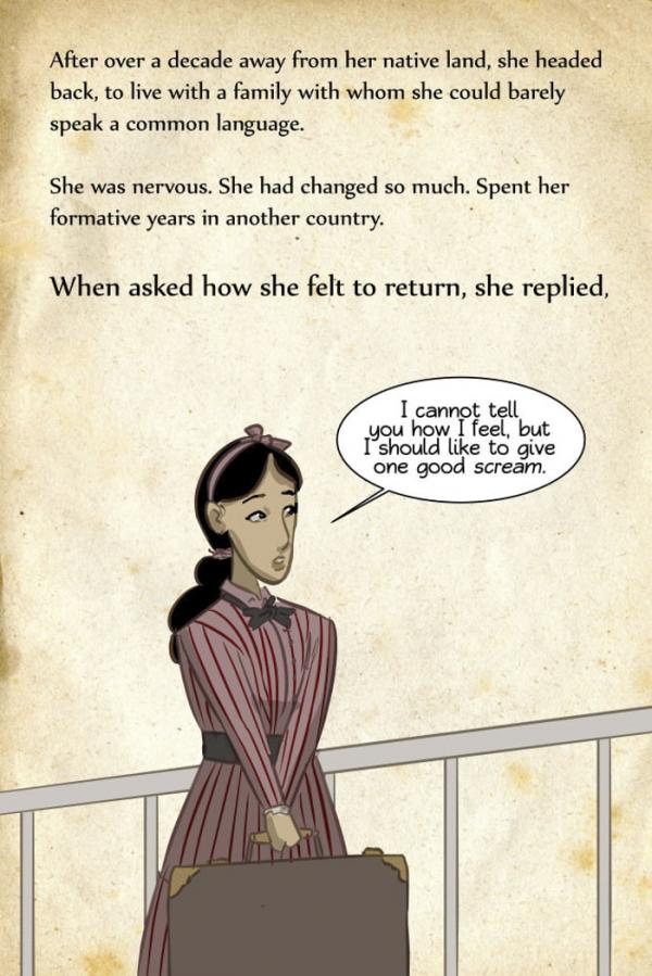 Câu chuyện về cô con gái samurai bị gửi ra nước ngoài từ năm 11 tuổi và giấc mơ cải cách giáo dục Nhật Bản