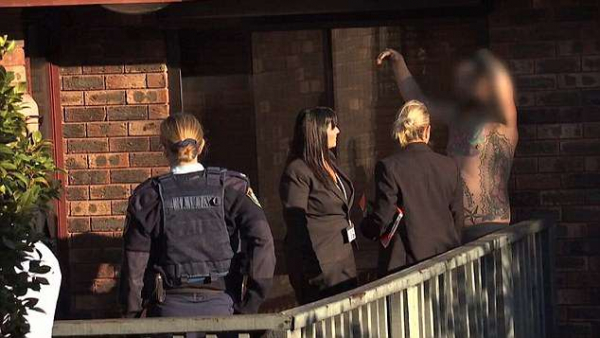 Thợ xăm hình bị bắt giữ vì cắt bộ phận sinh dục của một phụ nữ