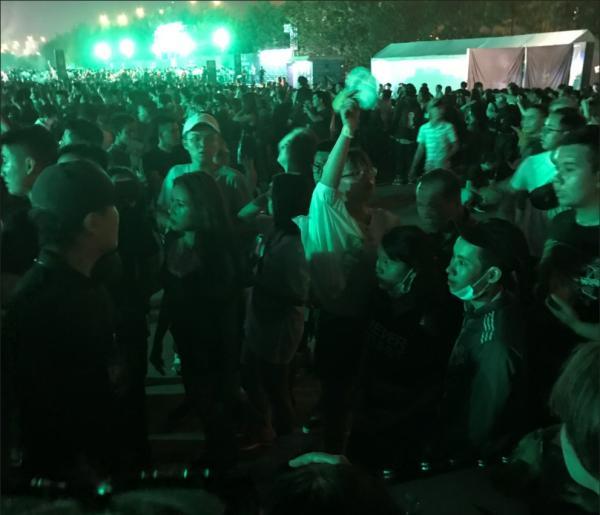 Sự kiện âm nhạc thể thao Heineken F1: 'Trải nghiệm hoàn hảo' hay màn 'hành xác' khán giả?