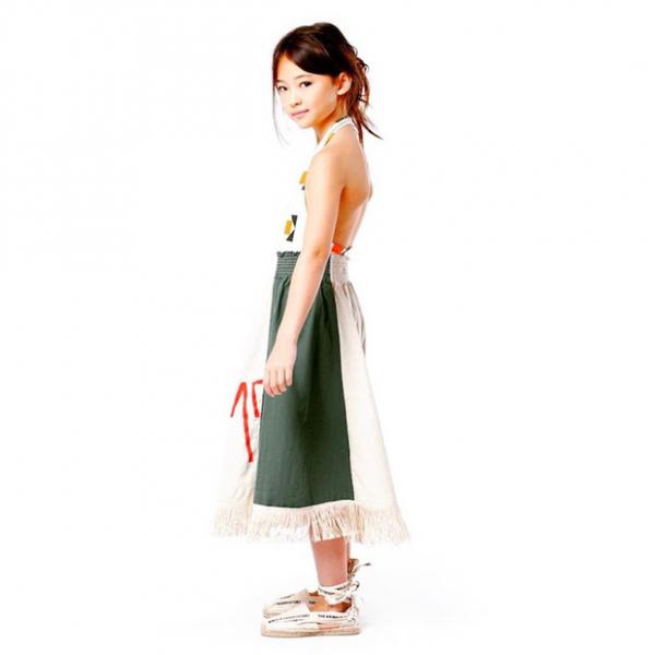 Ngất ngây trước nhan sắc của Ella Gross - mẫu nhí xinh đẹp nhất thế giới