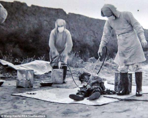 Những sự thật rùng rợn về Đơn vị 731 - trại tập trung tử thần châu Á