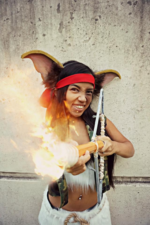 Câu chuyện nghị lực: Cô gái 'siêu nhỏ' vẫn tự tin cosplay bất cứ ai mình thích