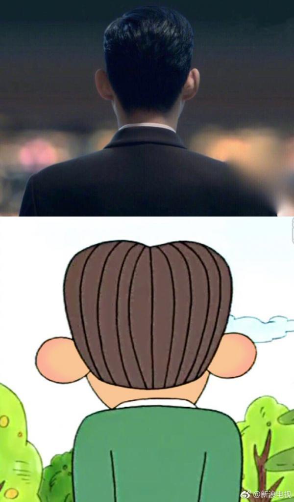 Bị phát hiện giống hệt nhân vật hoạt hình, 'Boss' Trương Hàn phải share ngay lên mạng vì quá thích thú
