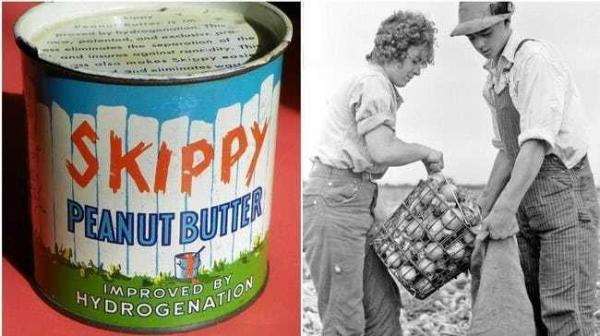 Những thực phẩm khó hiểu mà Tổng thống Mỹ và người dân từng phải ăn trong Đại suy thoái