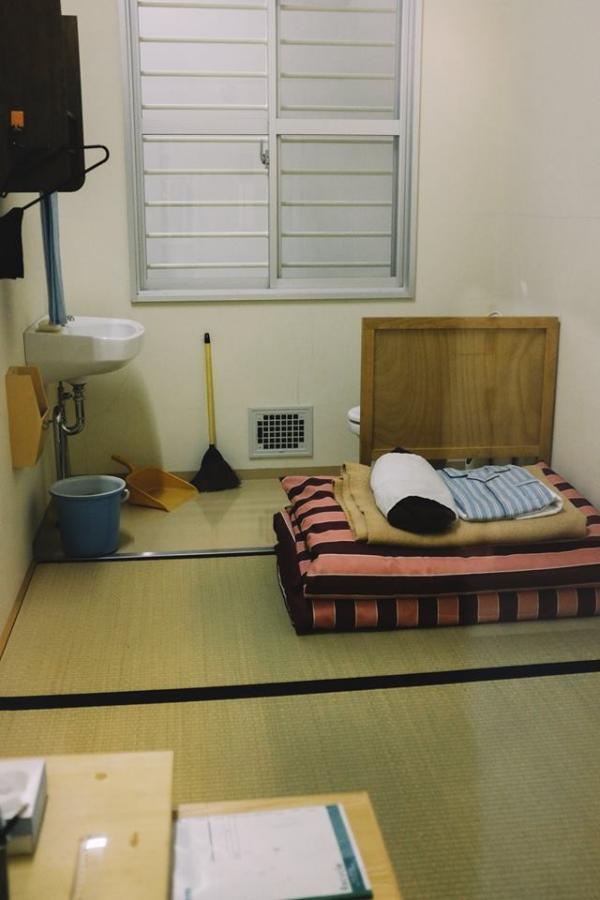 Loạt ảnh làm bạn ngớ người khi biết chúng được chụp bên trong... nhà tù ở Nhật Bản