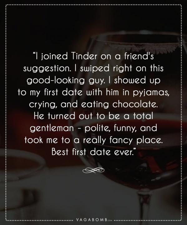 Hẹn hò qua Tinder và những cái kết ngọt ngào không ngờ