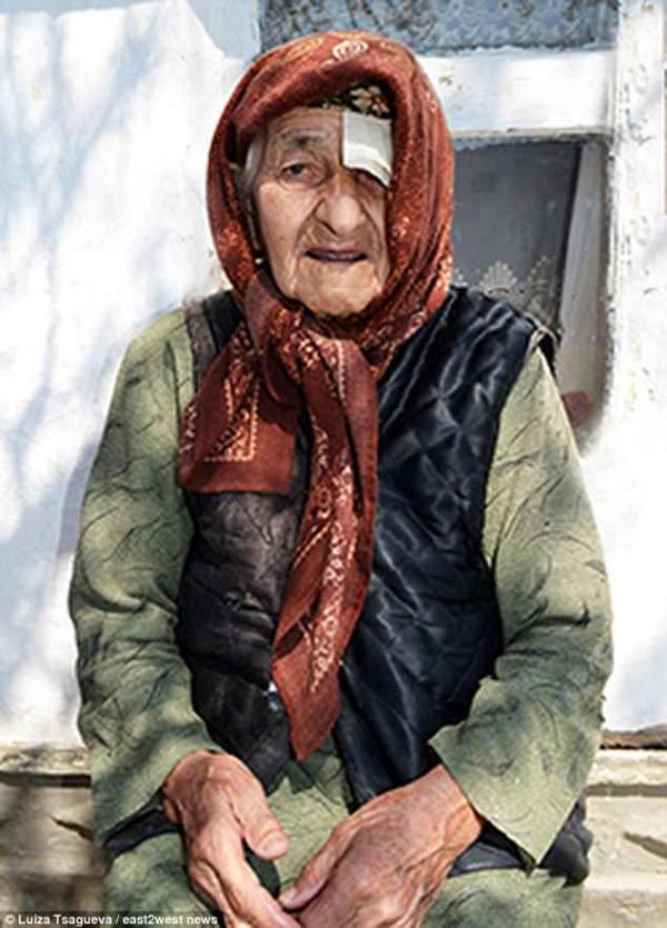 Cụ bà lớn tuổi nhất thế giới sống trong nỗi đau mỗi ngày như một hình phạt của Chúa