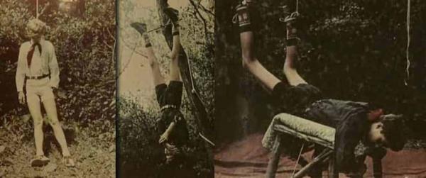 'Thú vui tao nhã' của những tên giết người: Chụp ảnh nạn nhân trước khi thủ tiêu họ (P1)