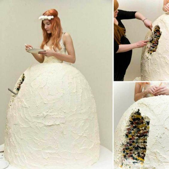 18 mẫu váy cưới 'thảm họa' sẽ giúp bạn có một đám cưới khó quên