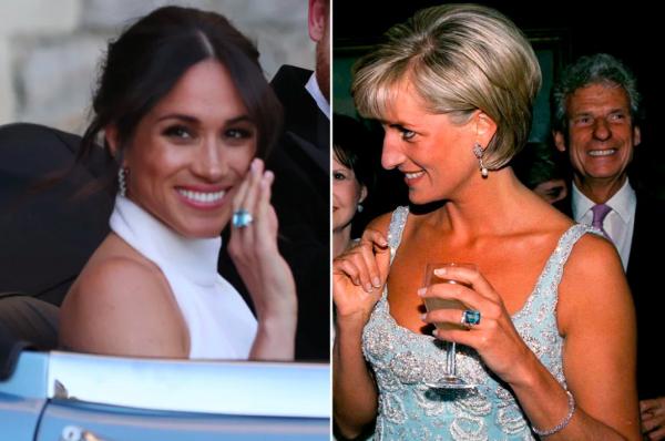 Hơn 20 năm sau khi qua đời, bóng dáng cố công nương Diana vẫn thấp thoáng trong lễ cưới Hoàng gia
