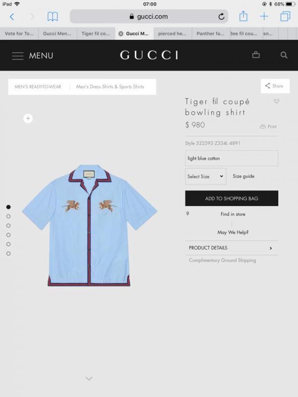 Khám phá set đồ của BTS ở  BBMAs 2018: Từ đầu đến chân là Gucci, tổng trị giá hơn nửa tỷ đồng
