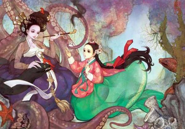 Nếu xuyên không về Hàn Quốc xưa, ngoại hình các nàng công chúa Disney sẽ thay đổi thế nào?