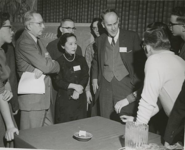 Nhà vật lý nữ đầu tiên giúp Mỹ củng cố chiến thắng trong Thế chiến II là ai?