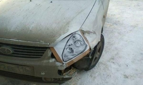 Dở khóc dở cười khi các 'thánh sửa chữa xe' ra tay