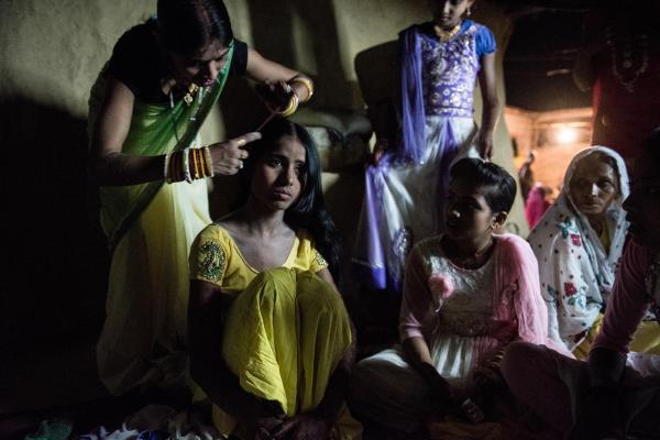 Số phận những cô dâu trẻ em ở Ấn Độ: Khi ngày cưới là cánh cửa mở ra địa ngục tuyệt vọng