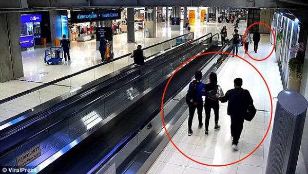 Nữ du khách bị bắt cóc, tống tiền trắng trợn ngay khi vừa xuống sân bay Bangkok