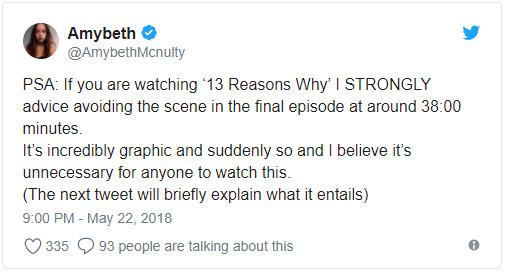 Cảnh bắt nạt và hiếp dâm ở tập cuối '13 Reasons Why' phần 2 khiến khán giả bị sốc và khó chịu